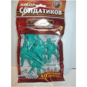 Гренадеры Битвы Fantasy набор воинов №6 (из гибкого пластика), Технолог