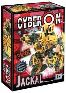 Шакал Cyberon Planet игровой конструктор боевых роботов, Технолог