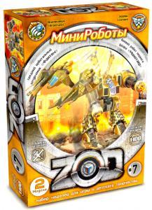 Минотавр и Фантом Z.O.D №7 игровой конструктор минироботов, Технолог