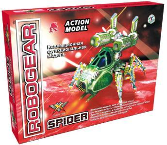 Спайдер (Spider) Robogear игровой конструктор боевой техники, Технолог