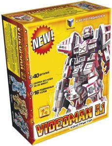 Астрогладиатор Videoman № 5.1 гровой конструктор боевых кибер-машин, Технолог