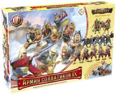 Армия солдатиков №9 Битвы Fantasy игровая среда, Технолог