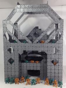 Робобаза строительный набор,   10 отливок, Технолог