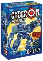 Гризли Cyberon Planet игровой конструктор боевых роботов, Технолог