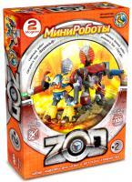 Титан и Вервольф Z.O.D №2  игровой конструктор минироботов, Технолог