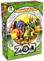 Клещ и Потрошитель Z.O.D №3 игровой конструктор минироботов, Технолог
