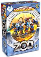 Рейнджер и Сарацин Z.O.D №4 игровой конструктор минироботов, Технолог