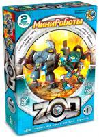 Варвар и Хищник Z.O.D №1 игровой конструктор минироботов, Технолог