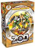 Москит и Голем Z.O.D №6 игровой конструктор минироботов, Технолог