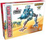 Локаст (Locust) Robogear игровой конструктор боевой техники, Технолог