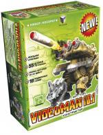 Кибер-Носорог Videoman № 10.1 игровой конструктор боевых кибер-машин, Технолог