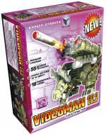 Кибер-Буйвол Videoman № 11.1 игровой конструктор боевых кибер-машин, Технолог