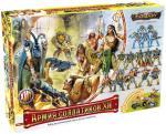 Армия солдатиков №12 Битвы Fantasy игровая среда, Технолог