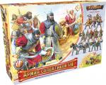 Армия солдатиков №7 Битвы Fantasy игровая среда, Технолог